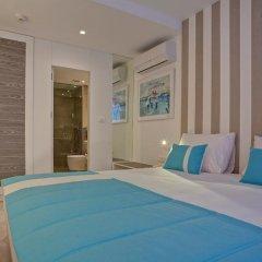 Отель Aleksandar Черногория, Рафаиловичи - отзывы, цены и фото номеров - забронировать отель Aleksandar онлайн комната для гостей фото 3