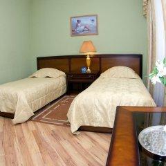 Гостиница Велнесс Стандартный номер с 2 отдельными кроватями фото 2