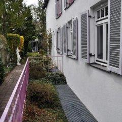 Отель Villa Waldperlach Германия, Мюнхен - отзывы, цены и фото номеров - забронировать отель Villa Waldperlach онлайн фото 9