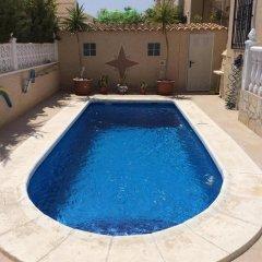 Отель Holiday Home Estaca бассейн
