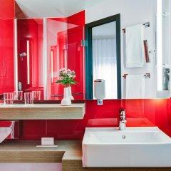 Отель InterCityHotel Hamburg Altona 3* Стандартный номер с различными типами кроватей фото 3