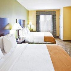 Holiday Inn Express Hotel & Suites Saint Augustine North 2* Стандартный номер с различными типами кроватей фото 3