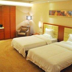 Gangxin Business Hotel 2* Улучшенный номер с 2 отдельными кроватями