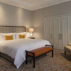 Отель JW Marriott Grosvenor House London 5* Представительский люкс разные типы кроватей