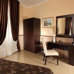 Hotel Portamaggiore 3* Улучшенный номер с различными типами кроватей фото 10