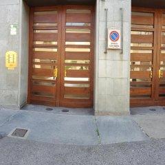 Отель B&B Born in Turin La Mole парковка