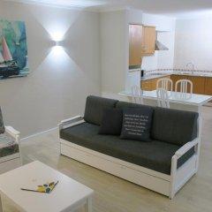Отель Vitor's Plaza Апартаменты с различными типами кроватей фото 4