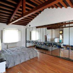 Отель Il Polveraio Agriturismo Lucia Монтескудаио комната для гостей фото 3