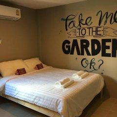 Отель Wanmai Herb Garden 3* Стандартный номер с различными типами кроватей фото 4
