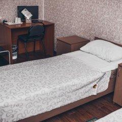 Гостиница Солнечная Стандартный номер с разными типами кроватей фото 14
