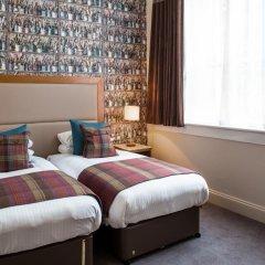 Отель ABode Glasgow 4* Стандартный номер с различными типами кроватей фото 5