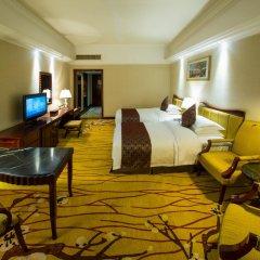 Guangzhou Phoenix City Hotel 4* Улучшенный номер с разными типами кроватей фото 5