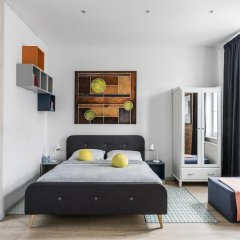 Апартаменты Sanhaus Apartments Студия фото 11