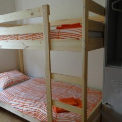 Hostel Dostoyevsky Кровать в общем номере с двухъярусной кроватью фото 7