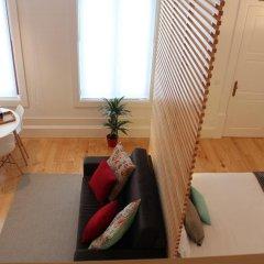 Отель Porto Ribeira Flat Апартаменты с разными типами кроватей фото 9