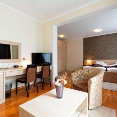 Nevski Hotel 4* Стандартный номер с различными типами кроватей фото 10