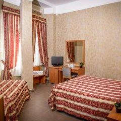 Отель Emmaus 3* Стандартный номер с различными типами кроватей фото 8