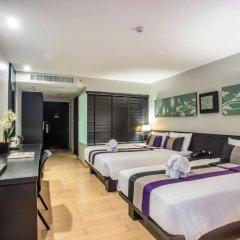 Nouvo City Hotel 4* Стандартный номер с различными типами кроватей