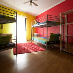 Отель Ericeira Surf Camp 2* Кровать в общем номере двухъярусные кровати фото 34