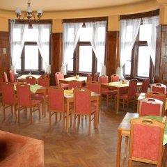Отель Penzion Pivovar Volt Яблонец-над-Нисой питание фото 2