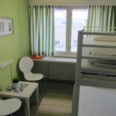 Stadion Hostel Helsinki Номер Эконом с разными типами кроватей (общая ванная комната) фото 3