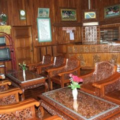 Nanda Wunn Hotel - Hostel гостиничный бар