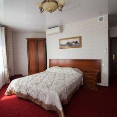 Hotel Baryshnya 4* Номер Делюкс с различными типами кроватей фото 5
