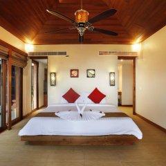 Отель Korsiri Villas 4* Вилла Премиум с различными типами кроватей фото 14