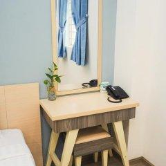 My Anh 120 Saigon Hotel 2* Номер Делюкс с различными типами кроватей фото 4