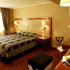 Piraeus Theoxenia Hotel 5* Стандартный номер с различными типами кроватей