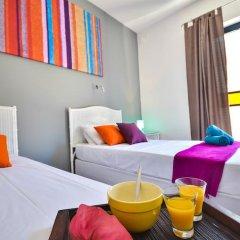 Pv Hostel Кровать в мужском общем номере фото 5