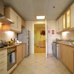 Oaks Liwa Heights Hotel Apartments 3* Улучшенные апартаменты с различными типами кроватей фото 6