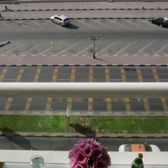 Отель Ramada Beach Аджман парковка