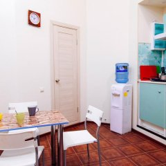 Бугров Хостел Стандартный номер с различными типами кроватей (общая ванная комната) фото 11