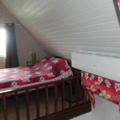 Отель Fare Arana Французская Полинезия, Муреа - отзывы, цены и фото номеров - забронировать отель Fare Arana онлайн комната для гостей фото 3