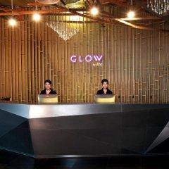 Отель Glow Pratunam Бангкок интерьер отеля фото 2