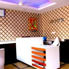 Hotel Unistar в номере