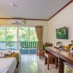 Отель Aonang Silver Orchid Resort удобства в номере фото 2