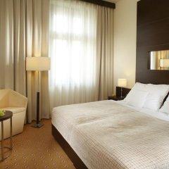 Clarion Hotel Prague City 4* Улучшенный номер с различными типами кроватей фото 5