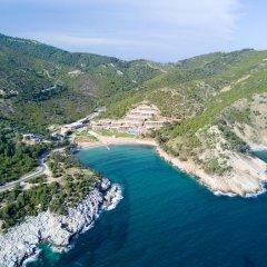 Отель Thassos Grand Resort пляж фото 4