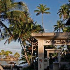 Отель Warwick Fiji бассейн фото 3