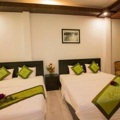 Отель The Village Homestay 2* Стандартный семейный номер с двуспальной кроватью фото 2