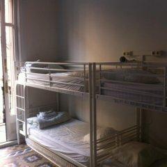 360 Hostel Barcelona Кровать в общем номере с двухъярусной кроватью фото 4