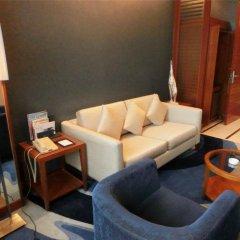 Ocean Hotel 4* Улучшенный люкс с различными типами кроватей фото 6