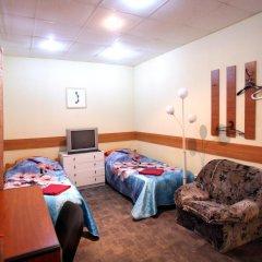 Мини-Отель Северная Стандартный номер с 2 отдельными кроватями (общая ванная комната) фото 3