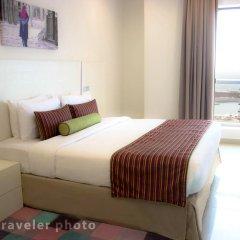 Ramada Hotel & Suites by Wyndham JBR 4* Апартаменты с различными типами кроватей фото 14