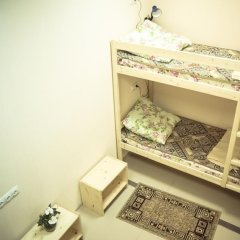 Хостел Sleep&Go Кровать в общем номере с двухъярусной кроватью фото 22
