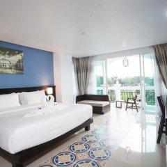 Grand Supicha City Hotel комната для гостей