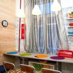 Гостиница Hostels Rus Kitay Gorod гостиничный бар