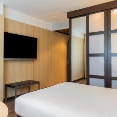 AC Hotel Madrid Feria by Marriott 4* Стандартный номер с различными типами кроватей фото 10